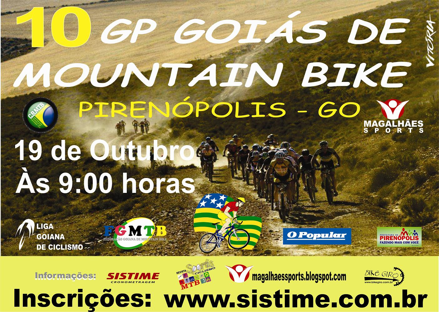 X GP Goiás de Mountain Bike