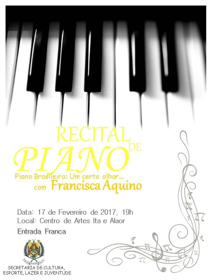 Piano Brasileiro: Um Certo Olhar...