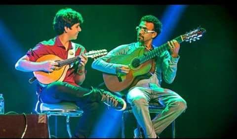 Yan Coury e Fernando César