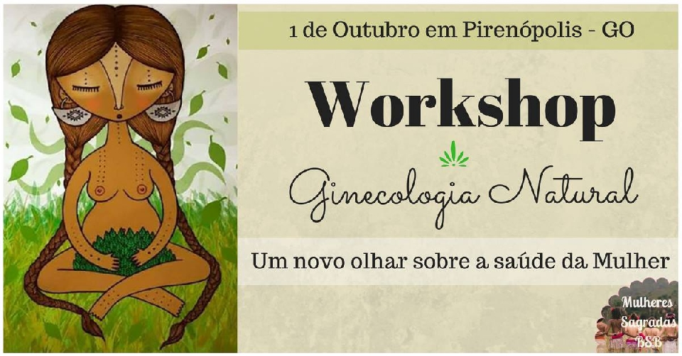 Workshop de Ginecologia Natural
