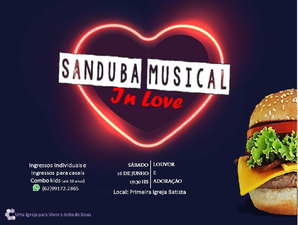 Sanduba Musical In Love