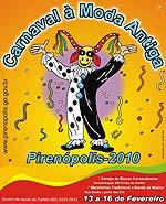 Pirenópolis pronta para brincar o Carnaval À Moda Antiga!