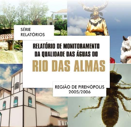 A qualidade das Águas do Rio das Almas