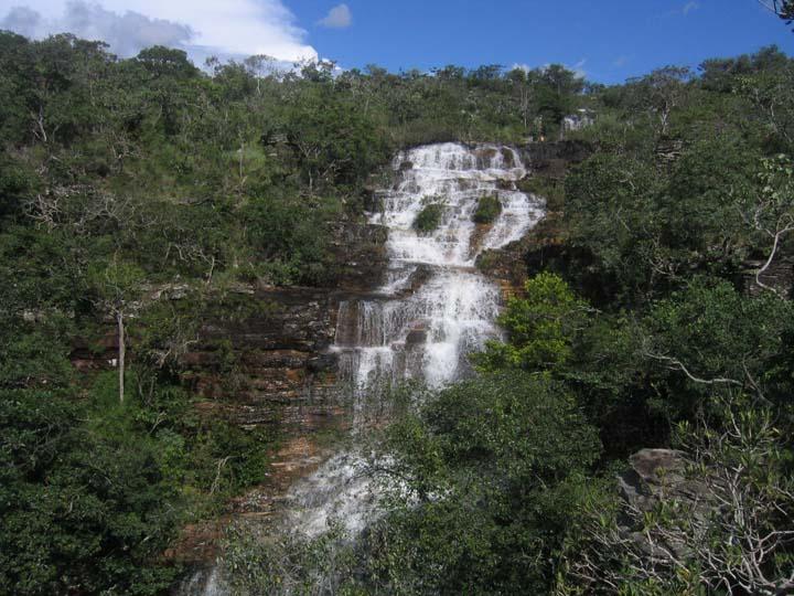 As Cachoeiras dos Dragões
