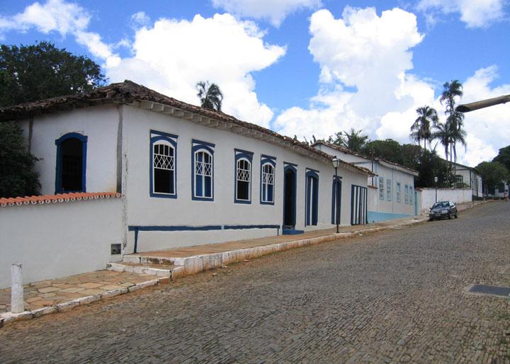 Transformações que ameaçam a casa colonial de Pirenópolis