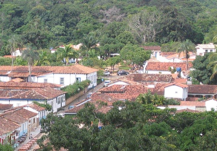Igreja do Rosário dos Pretos e Rua do Rosário