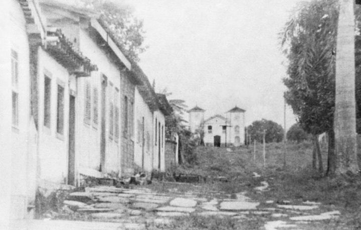 Rua do Bonfim