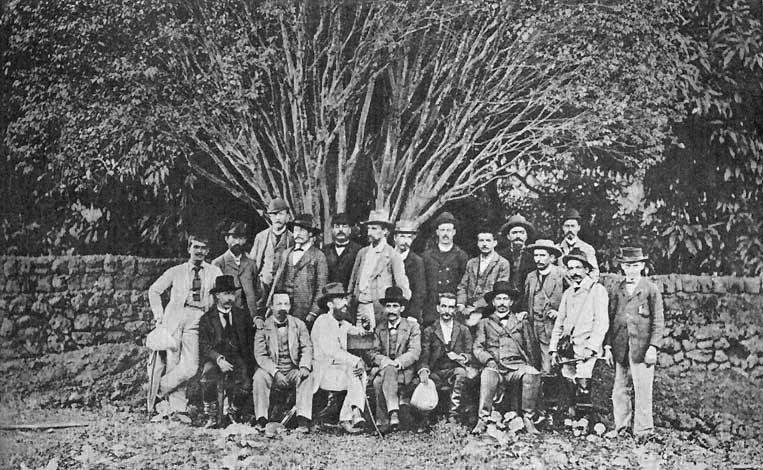 Pirenópolis, capital do Brasil. 120 anos de Missão Cruls