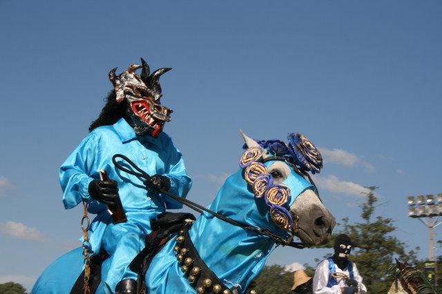 Mascarados de Pirenópolis ganham proteção em lei municipal