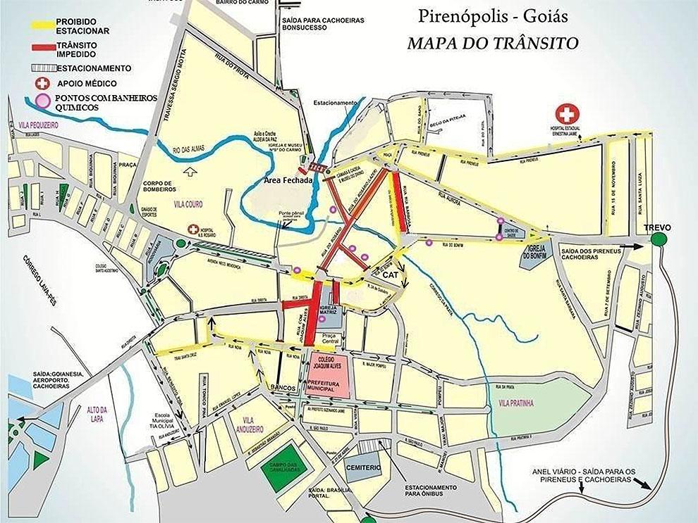 Prefeitura de Pirenópolis programa festejos de final de ano para família