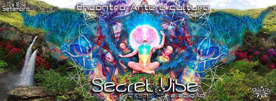Secret Vibe Art Cultura Alternative